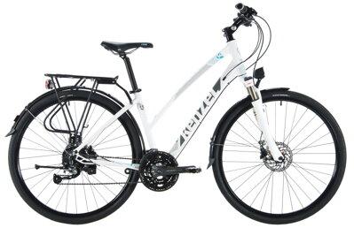 4505a4877ca7 Kenzel Distance T400 női túra kerékpár - tutikerekpar.hu