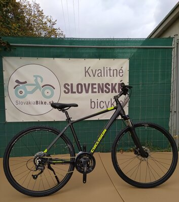 Cyclision Zodin 6 MK-I Midnight Lime