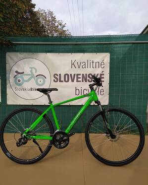 Cyclision Zodin 4 MK-II Sharp Green