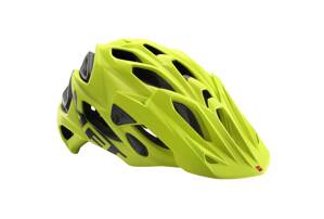 MET Parabellum HES Matt safety yellow/black L 59-62cm