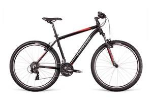 Bicykel Dema PEGAS 3.0 black-red-gray 17""