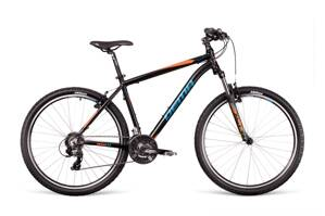 Bicykel Dema PEGAS 3.0 black-blue-orange 19""