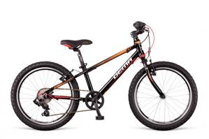 Bicykel Dema RACER 20 RF black-red-orange